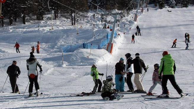Le piste da sci di Livigno