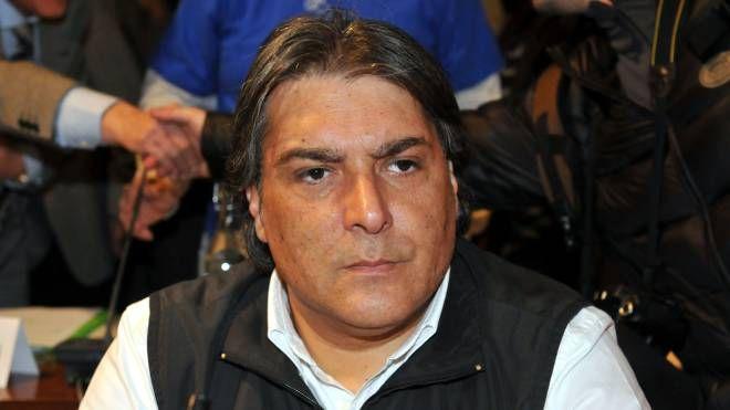 Ernesto Palermo quando era consigliere a Lecco