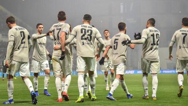 Juventus, via libera a prestito obbligazionario (Lapresse)