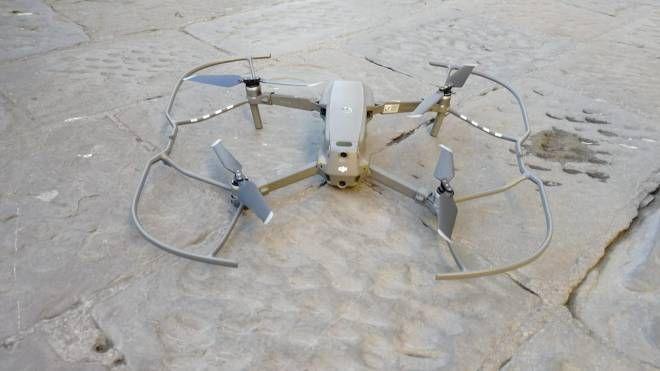 """Il drone """"incriminato"""""""
