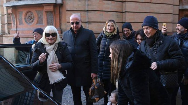 Raffaella Carrà a Ravenna (Zani)
