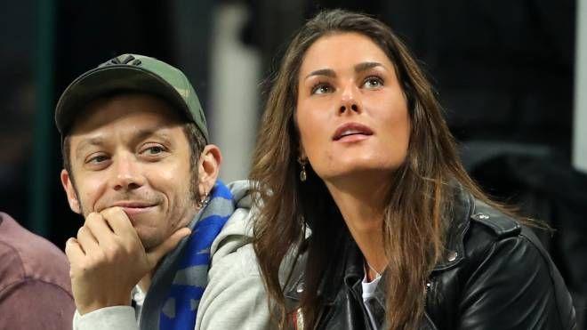 Valentino Rossi e la sua Francesca Sofia Novello