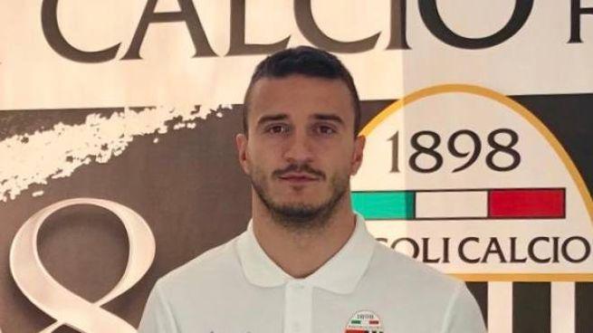L'esperto mediano dell'Ascoli Federico Casarini
