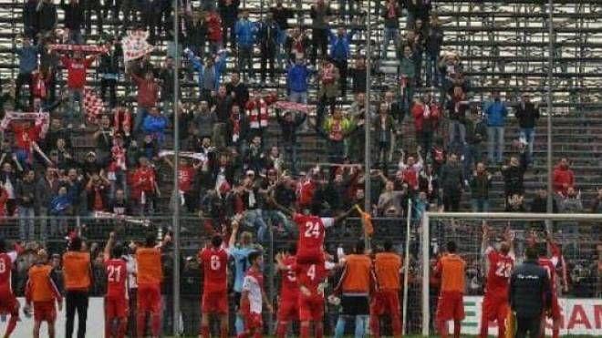 """I biancorossi sono decisi a tornare alla vittoria domenica al """"Martelli"""" col Villa d'Almé"""