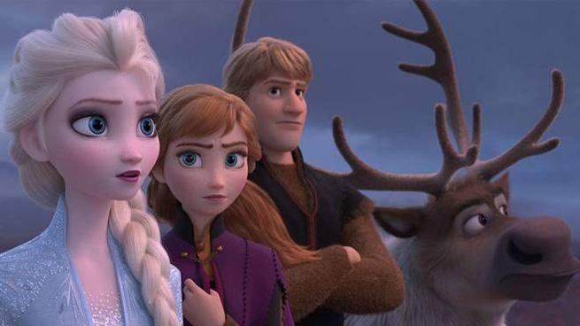 Una scena del film – Foto: Walt Disney Animation
