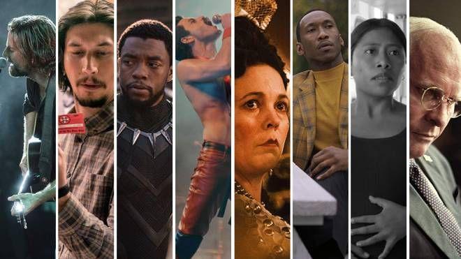 Foto: Warner Bros/Focus Features/Fox/Marvel/Universal Pictures/Netflix/Annapurna Pictures