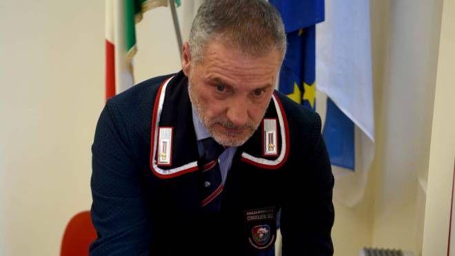 Antonio Palmisano, una vita sulle strade ferraresi con l'uniforme dell'Arma