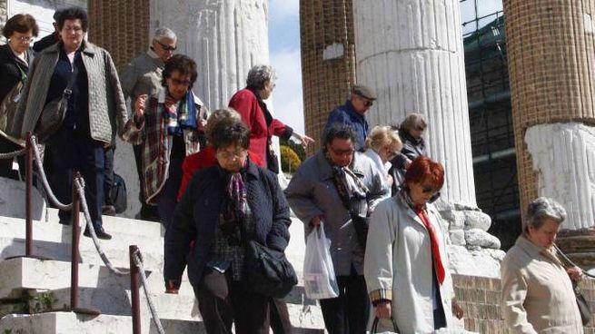 """Il dato segnala che il capoluogo resta una meta da visite turistiche """"mordi e fuggi"""" (Fotolive)"""