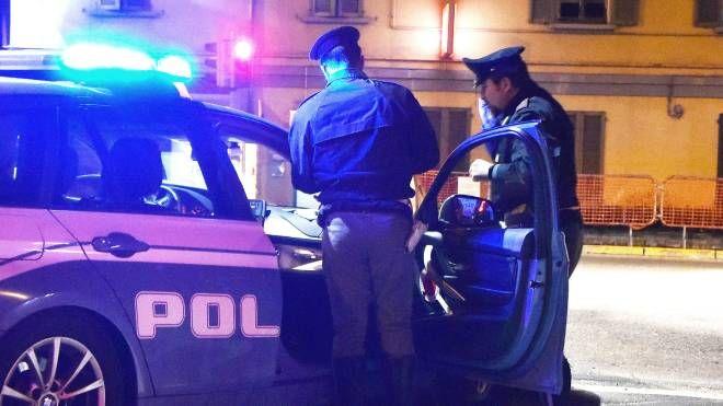 Agenti della polizia di Stato (Archivio)
