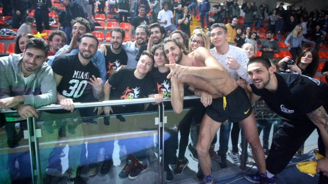 Gianmarco Tamberi ha saltato 2.32, misura record per l'Italia e miglior risultato a livello europeo