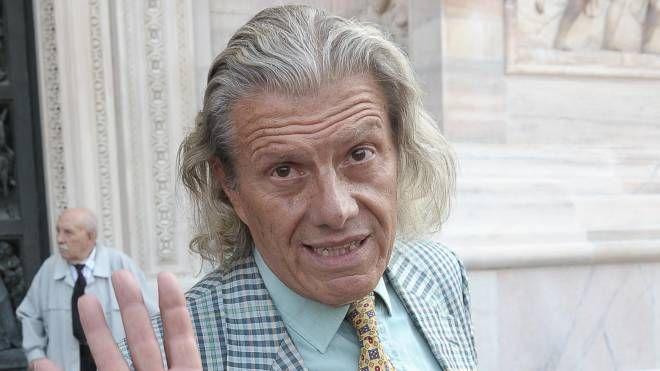 Franco Rosi nel 2009, ai funerali di Mike Bongiorno (Alive)