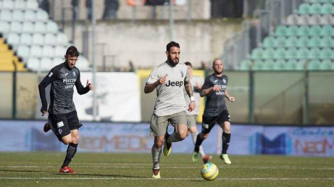 Siena-Juventus U23 (Foto Lapresse)