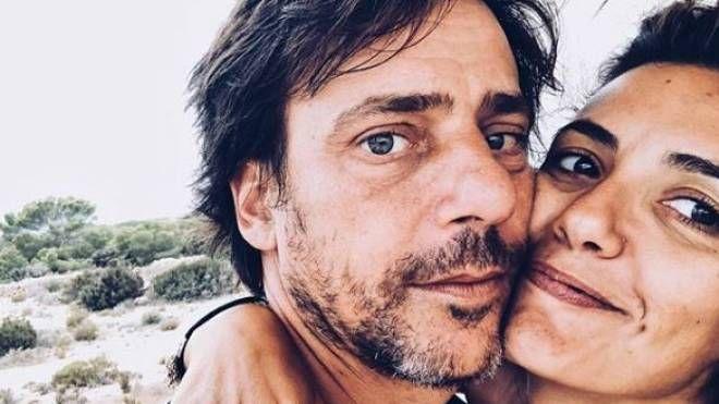 Serena Rossi e Davide Devenuto su Instagram