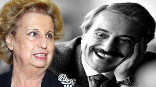 Maria e Giovanni Falcone