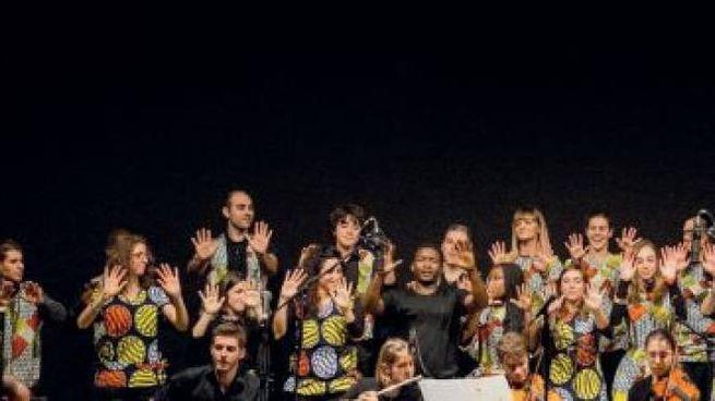 Il coro multietnico Elikya