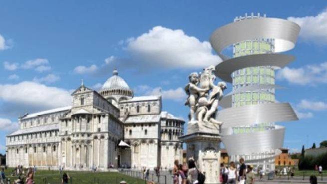 Progetto per Pisa