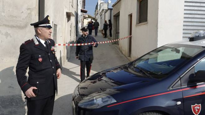 Fermo, donna trovata morta in casa (Foto Zeppilli)
