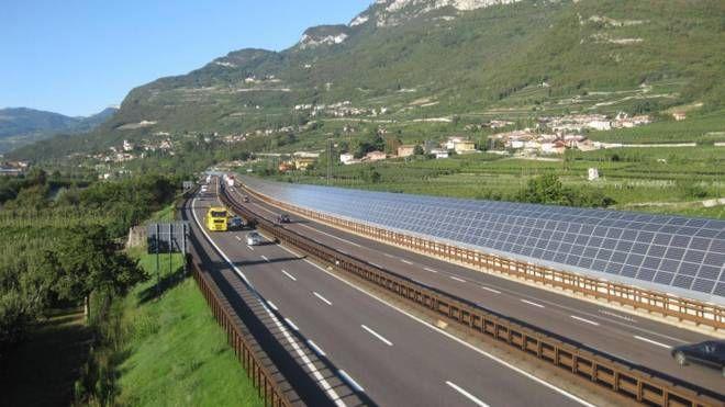 Un'immagine di archivio dell'autostrada del Brennero (Ansa)