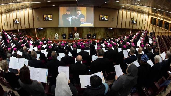 In Vaticano il summit su pedofilia e abusi sessuali nella Chiesa (Ansa)