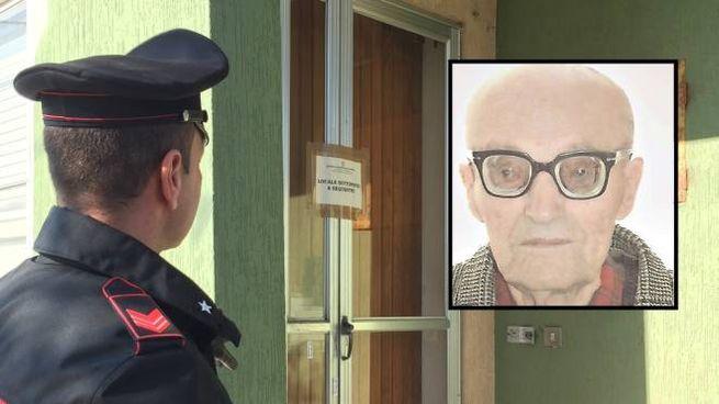 Cesenatico, Alfredo Benini (nel riquadro) aveva 87 anni