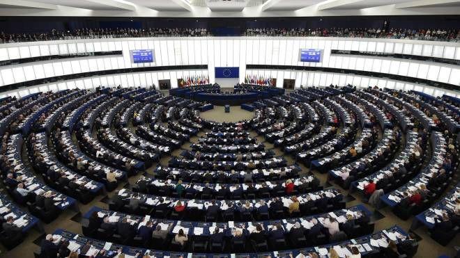 Parlamento Europeo, Strasburgo (Lapresse)