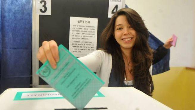 Elezioni regionali (Newpress)