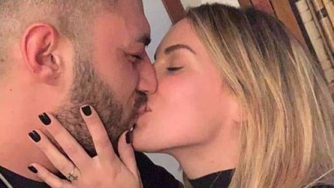 Lorenzo Riccardi e Claudia Dionigi (Instagram)