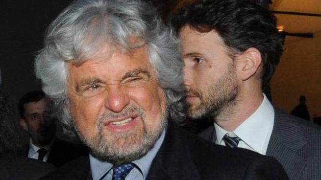 Beppe Grillo (Newpresse)