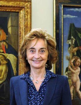 ANNALISA ZANNI direttore Poldi Pezzoli di Milano