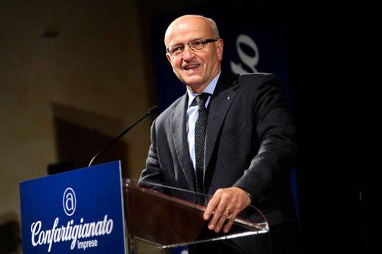 Giorgio Merletti, Presidente  di Confartigianato Imprese