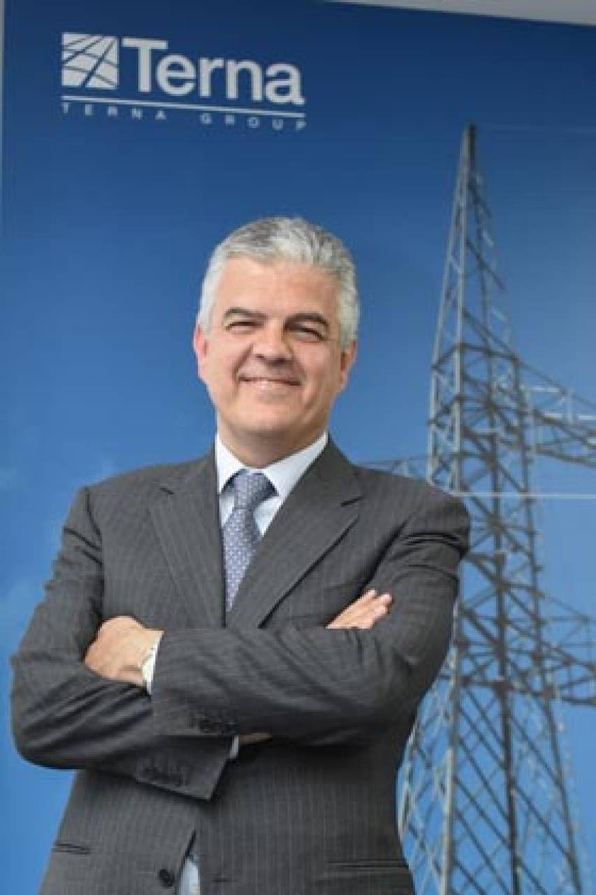 Luigi Ferraris, amministratore delegato di Terna