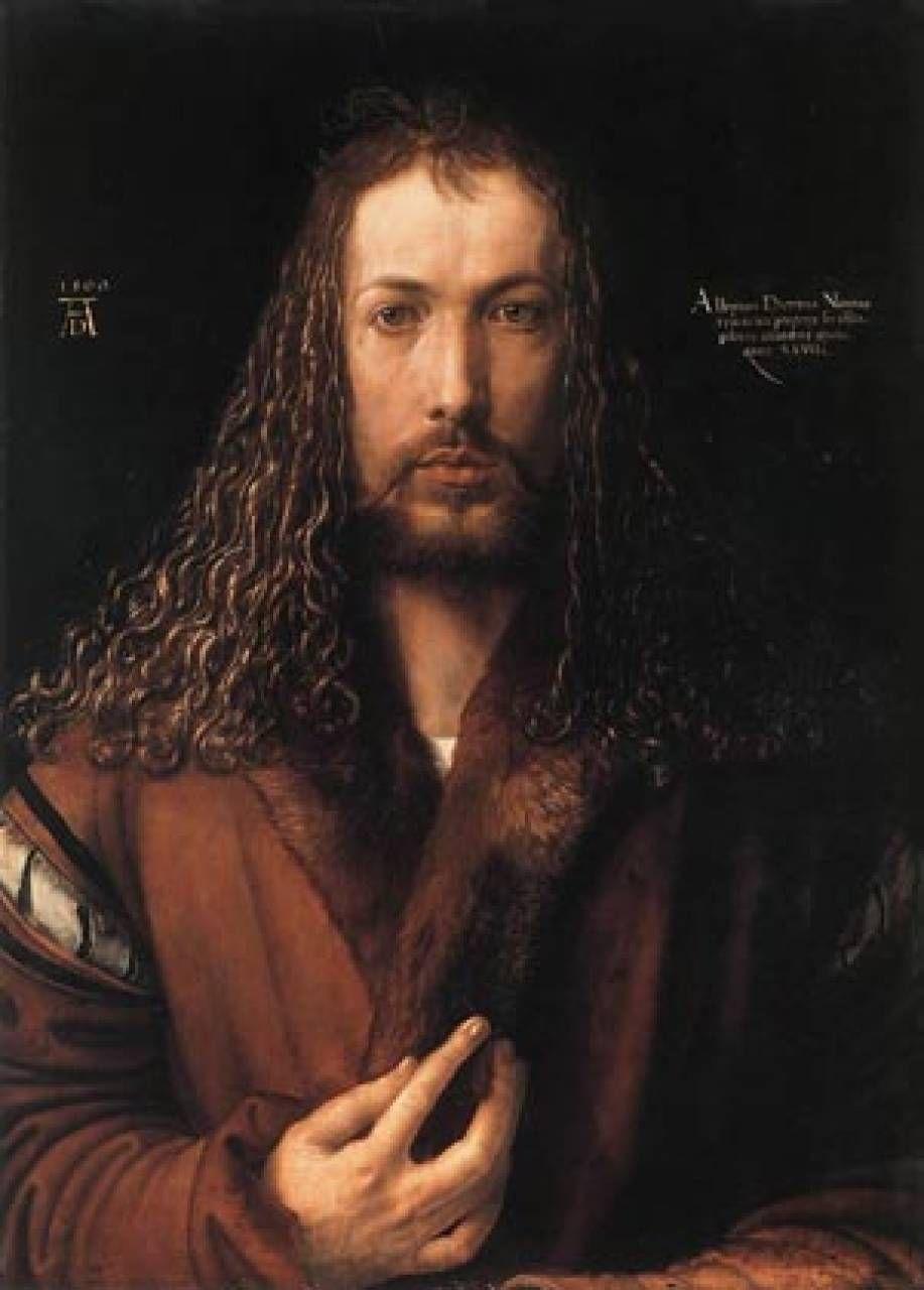 Albrecht Dürer autoritratto