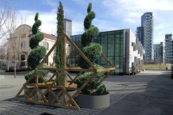 I Giardini di Leonardo (Andrea Liberni con Atelier del Paesaggio)