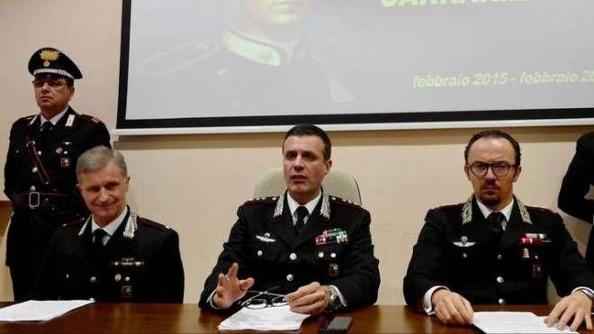 Carabinieri di Suzzara