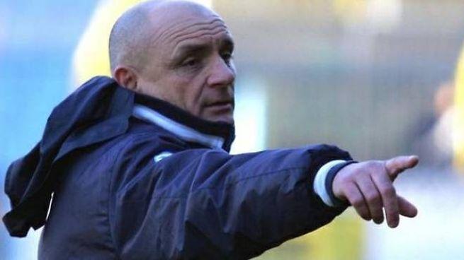 Il tecnico della Samb Giorgio Roselli