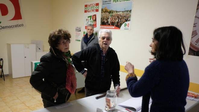Primarie Pd 2019, ai seggi (Frasca)