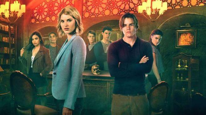 Dettaglio del poster di 'The Order' – Foto: Netflix