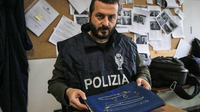 L'operazione è stata svolta dagli agenti del commissariato di Rifredi