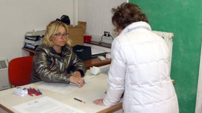 Primarie Pd 2019, il voto ad Ascoli (Foto Labolognese)