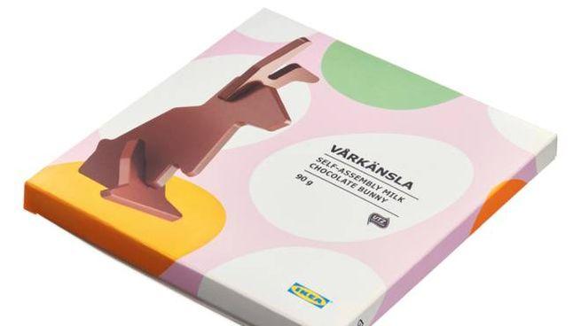 Il coniglietto Ikea - www.ikea.com