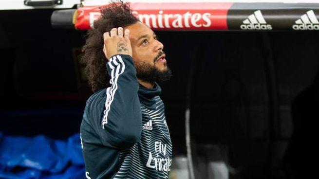 Marcelo, giocatore del Real Madrid