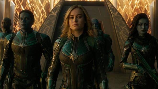 Una scena del film 'Captain Marvel' – Foto: Martel Studios
