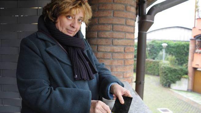 Marilina Sciortino del Comitato della Marchesina