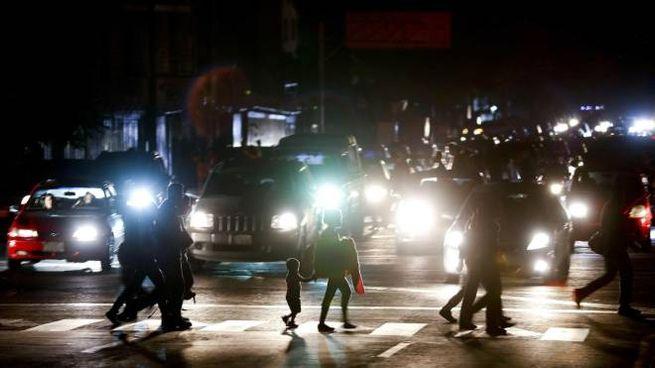 Blackout Venezuela (Ansa)