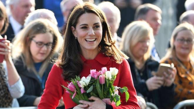 Kate Middleton (LaPresse)