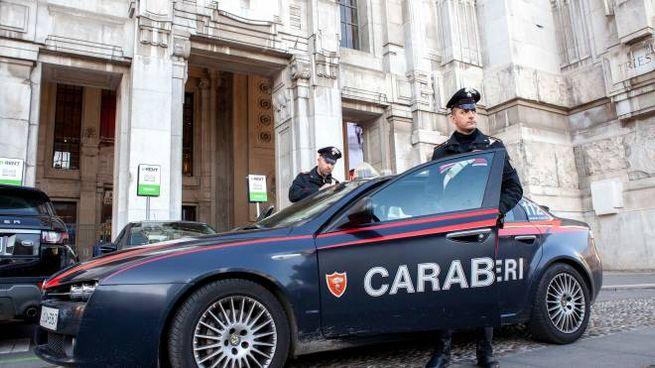 Carabinieri in Stazione Centrale a Milano