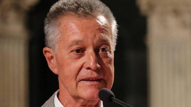 Andrea Pieri, presidente  della Rari Nantes