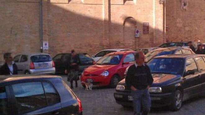 Fioccano le multe per il parcheggio a Sant'Elpidio a Mare