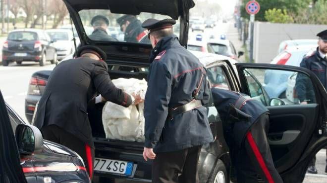 Carabinieri in azione (Zeppilli)