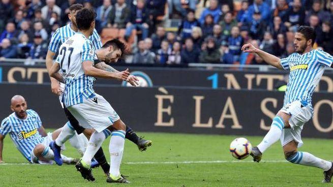 Inter Spal 2-0 (Ansa)
